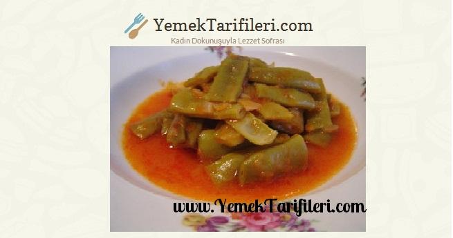 taze_fasulye_tarifi