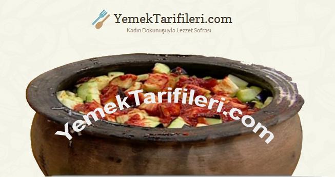 Adana Güveci Tarifi